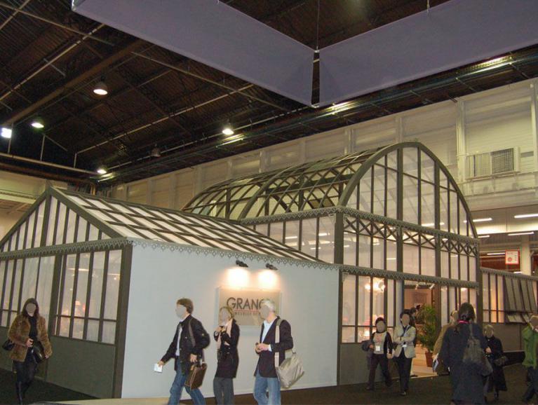 Thierry pupier fabricant de stands professionnels rhone lyon - Meubles grange paris ...